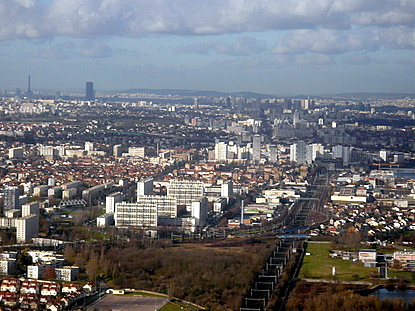 Paris and the southern suburbs