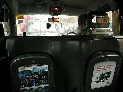 taxi et cab londres comment se d placer en taxi londres. Black Bedroom Furniture Sets. Home Design Ideas